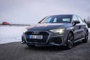 Audi A3 35TDI: Když se Audi odváže