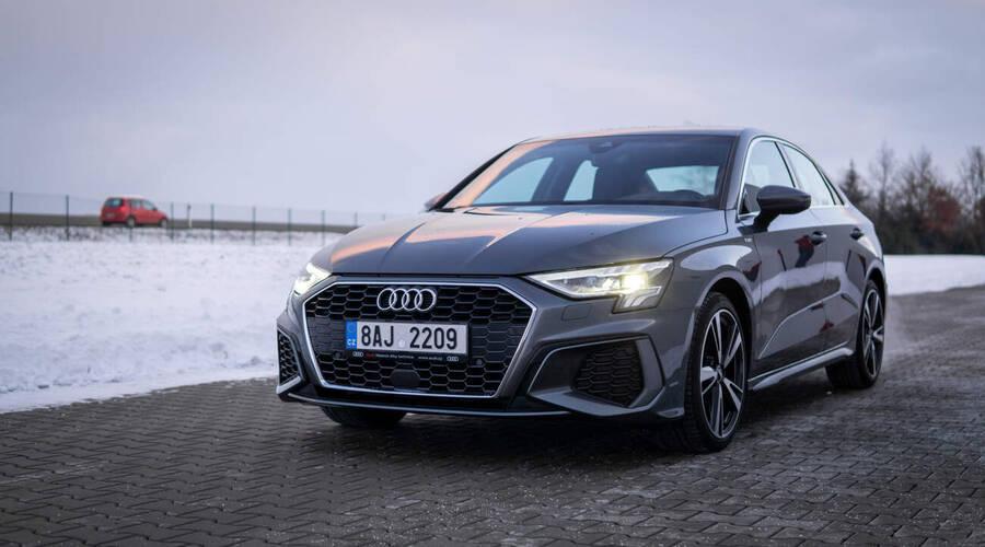 Recenze & testy: Audi A3 35TDI: Když se Audi odváže