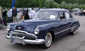 Bazarový snílek: Ach, jak já bych Buick chtěl.