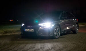 Recenze & testy: Audi A3 1.5 TSI S-line: Nejvíc nejlepší Golf