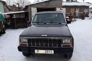 Jeep XJ001  1986