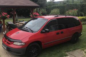 Chrysler Voyager Grand Voyager 2000