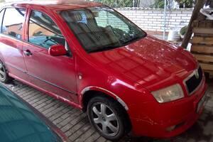 Škoda Fabia 1,4 16v GT LPG první majitel 2001
