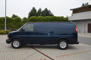 Chevrolet Express 5.3V8, 4x4, Flexfuel, 5 míst 2010