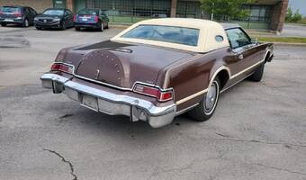 Lincoln Continental Mark IV 460 1976