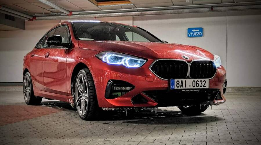 Recenze & testy: BMW 218d GranCoupé: Normální auto, nevšední BMW
