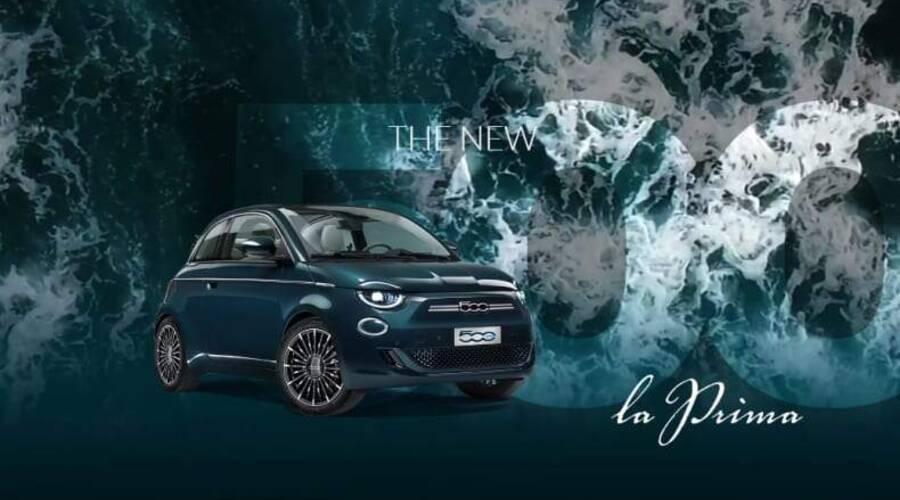 Historie: Speciální edice: Fiat 500 tisíckrát jinak