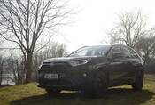 Toyota RAV4 Black Edition: A žili spolu šťastně až do smrti