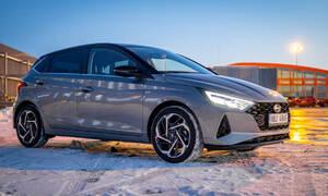 Recenze & testy: Hyundai i20 1.0 T-GDI MHEV DCT: Vylepšené auto na vše