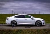 Volkswagen Arteon R-Line 2.0 TSI: Tichý stíhač