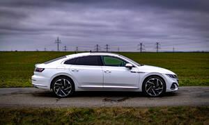 Recenze & testy: Volkswagen Arteon R-Line 2.0 TSI: Tichý stíhač