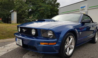 Ford Mustang GT Convertible 2009