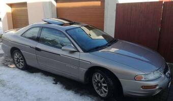 Chrysler Sebring coupe 2.5 V6 automat 1999