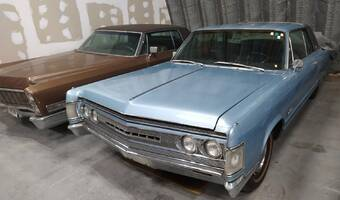 Chrysler Imperial V8 1967