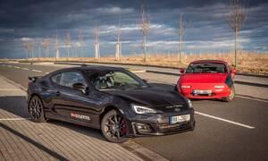 Recenze & testy: Staré, nebo nové? Subaru BRZ Final Edition vs. Mazda MX-5 NA