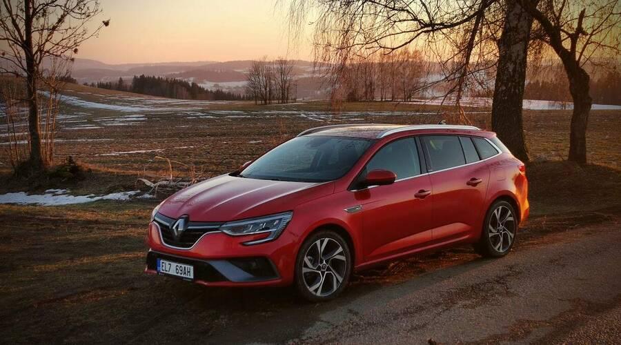 Recenze & testy: Renault Mégane Grandtour E-Tech: Nezapomeňte nabít!