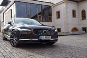 Volvo S90 B6 AWD: Jiný přístup