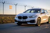 """BMW 118i: Překvapivě radostné """"obyčejné"""" auto."""