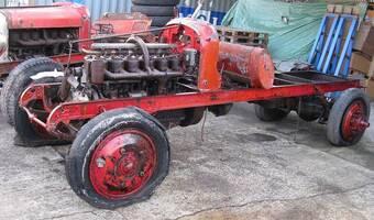Tesla Ostatní SEAGRAVE fire truck 1923