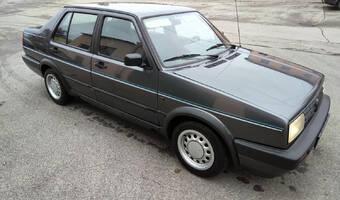 Volkswagen Jetta II. 1,8 Bez koroze, 5/1991 1991