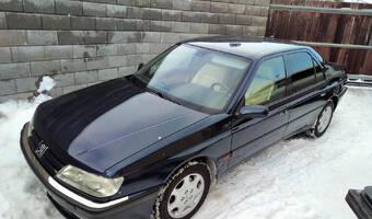 Peugeot 605 2,0ST TurboB Facelif bez koze! 1998
