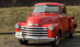 Chevrolet Stepside 3100 Pick Up 1951