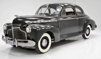 Chevrolet Master Deluxe  1941