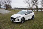 Ford Kuga Hybrid ST-Line: Rozpolcená osobnost