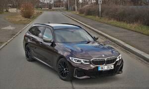 Recenze & testy: BMW M340d xDrive Touring: Tady je svět ještě v pořádku