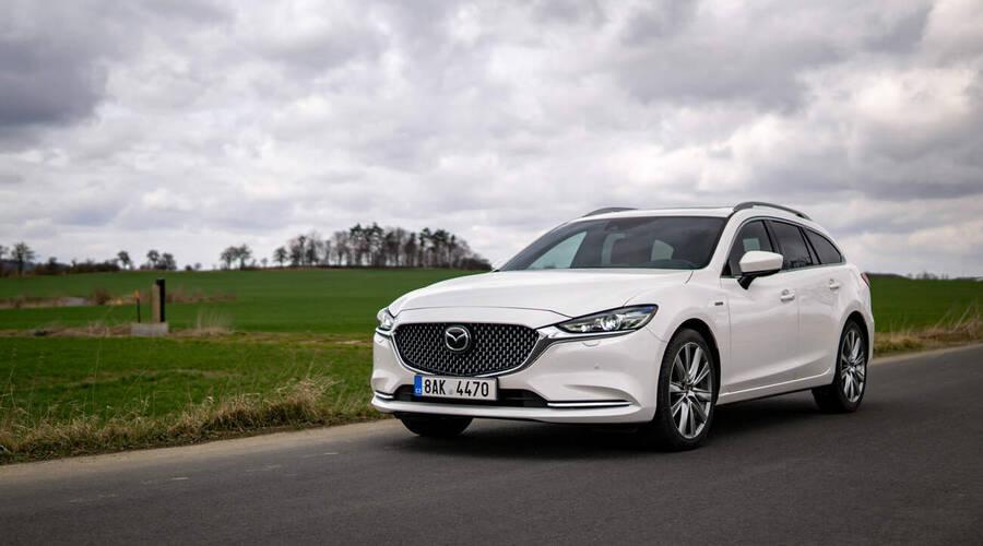 Recenze & testy: Mazda 6 Skyactiv-G194 auto: Proč automaticky?