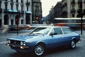 Lancia Beta: Radosti i trápení