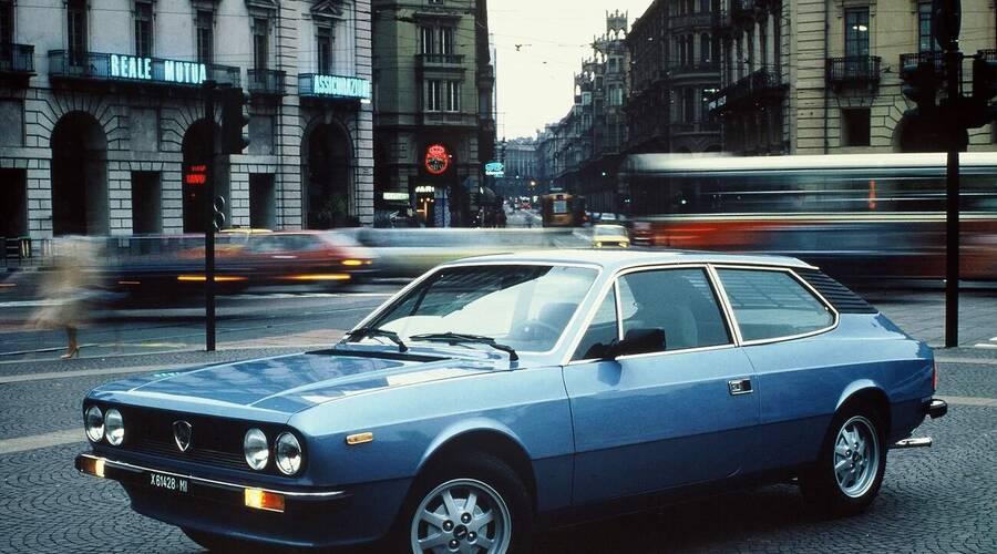 Historie: Lancia Beta: Radosti i trápení