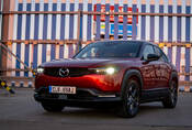 Mazda MX-30: Mazda, jen elektrická...