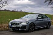 BMW 530e xDrive: Synergie stroje a mysli