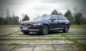 Recenze & testy: Volvo V90 T6 Recharge: Když se vám nechce nic řešit