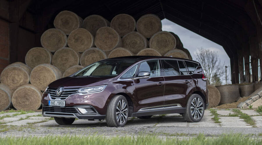 Recenze & testy: Renault Espace 2,0 dCi: Sbohem a šáteček!