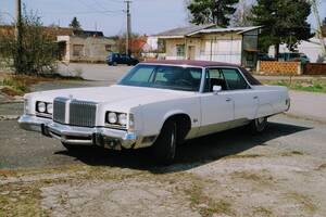 Chrysler Imperial Le Baron 1975