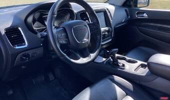 Dodge Durango 2018 GT Odpočet DPH, Záruka 2018