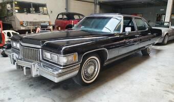 Cadillac Fleetwood  1975