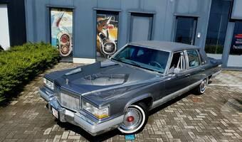 Cadillac Brougham  1990