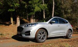Recenze & testy: Ford Kuga 1,5 EcoBoost ST-Line X: Bez zbytečných komplikací