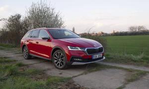 Recenze & testy: Škoda Octavia Scout 2.0 TDI: Nejlepší oktávka, jakou dneska můžete mít