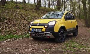 Recenze & testy: Fiat Panda Cross: Až vyrostu, bude ze mě offroad!