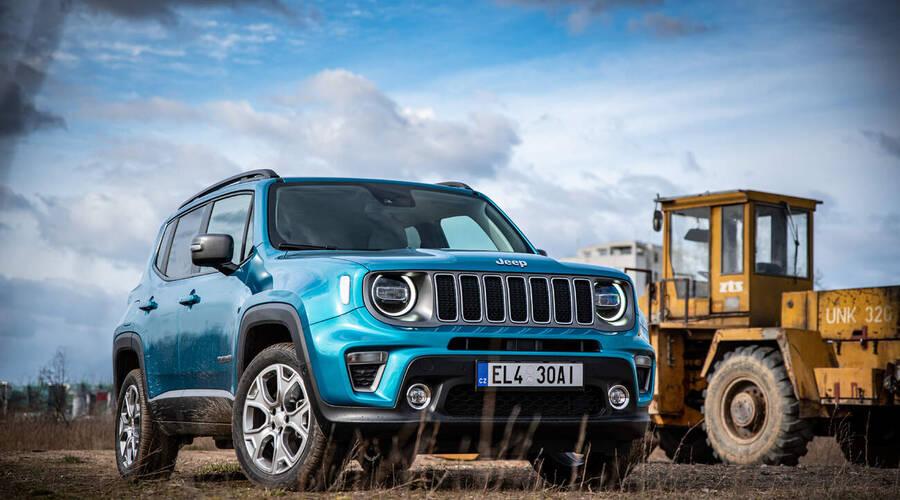Recenze & testy: Jeep Renegade 4xe: Za dobrodružstvím i na baterky