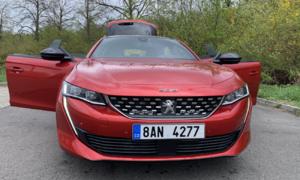 Recenze & testy: Peugeot 508 SW GT: je krása pomíjivá?