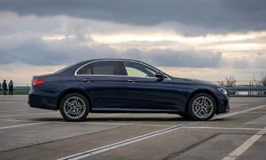 Recenze & testy: Mercedes - Benz E 300 de 4Matic: Rammstein