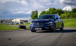 Recenze & testy: Renault Talisman Grandtour: Vyšší střední je tu stále s námi