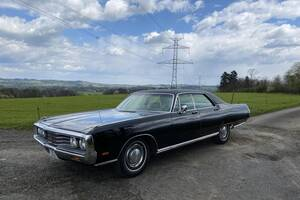 Chrysler New Yorker 4 door hardtop 1969