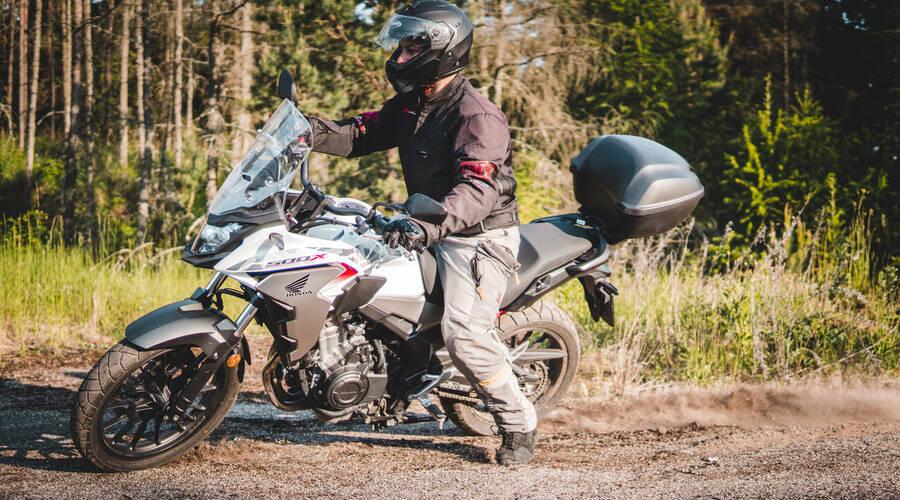 Recenze & testy: Honda CB 500X - až vyrostu, bude ze mě Africa Twin