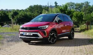 Recenze & testy: Opel Crossland 1.5 CDTI: Malý velký vůz